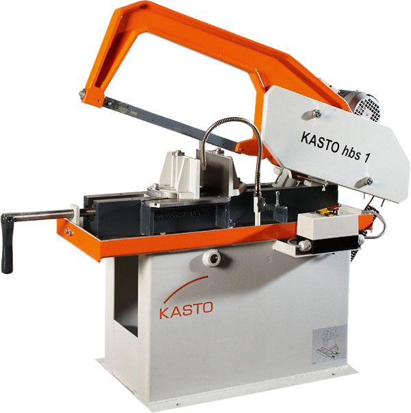 KASTOhbs 1 - Halbautomatische Bügelsägen