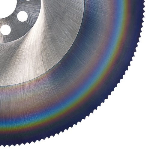 MEtallkreissägeblatt - Fusio 2.0 - Stahlrohre und klebrige Materialien